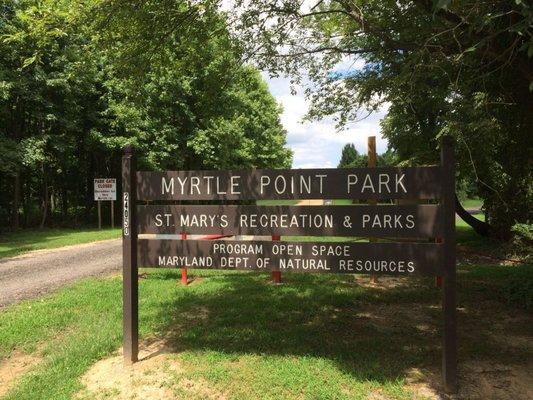 Myrtle Point Park - Hiking - 24050 Patuxent Blvd, California
