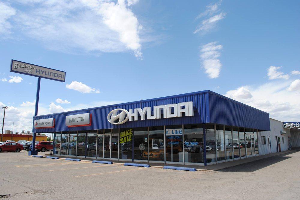 Hamilton Hyundai: 3300 Mabry Dr, Clovis, NM