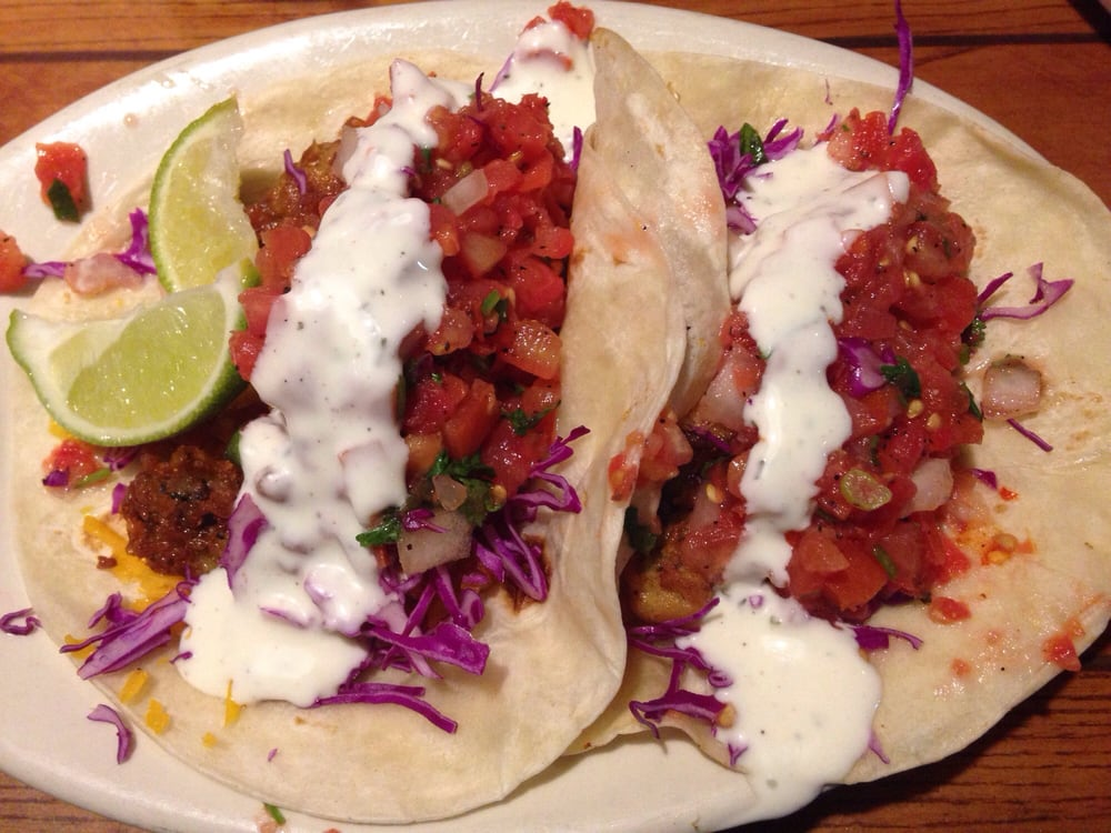 The fried oyster tacos are SO BOMB - Yelp