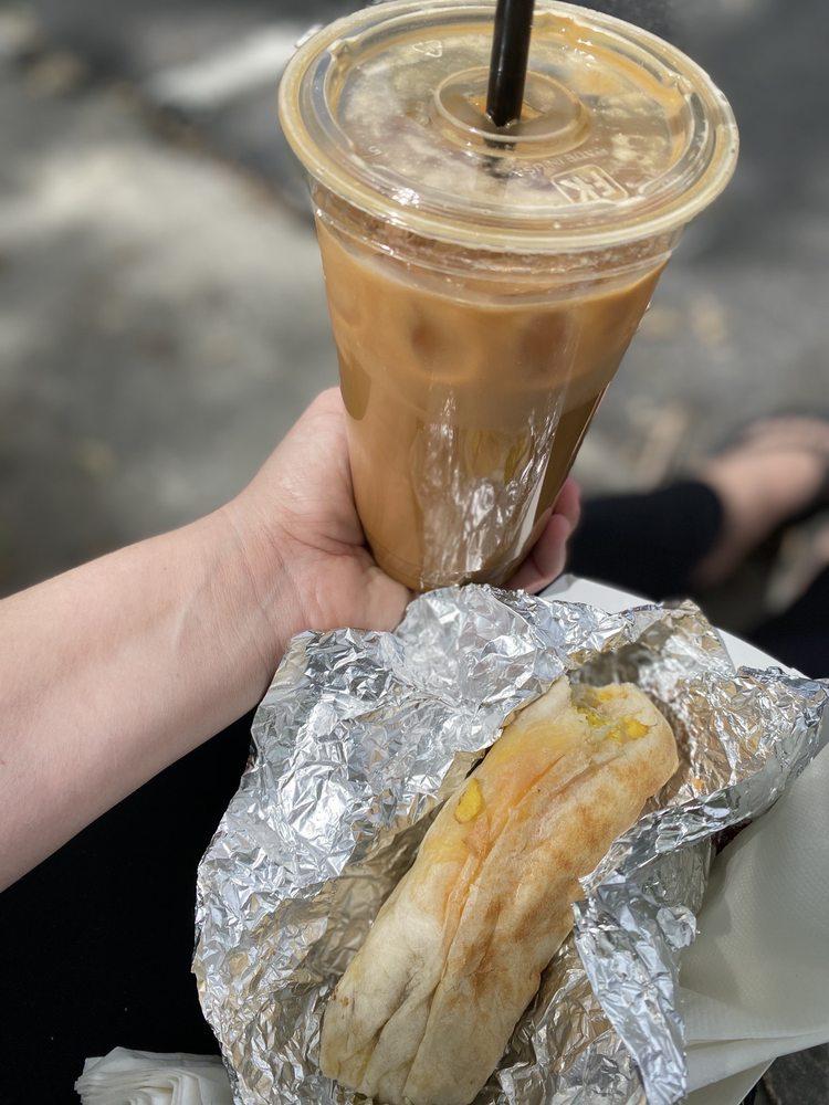 Social Spots from Rawbean Coffee
