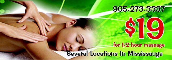 Best Massage Deal