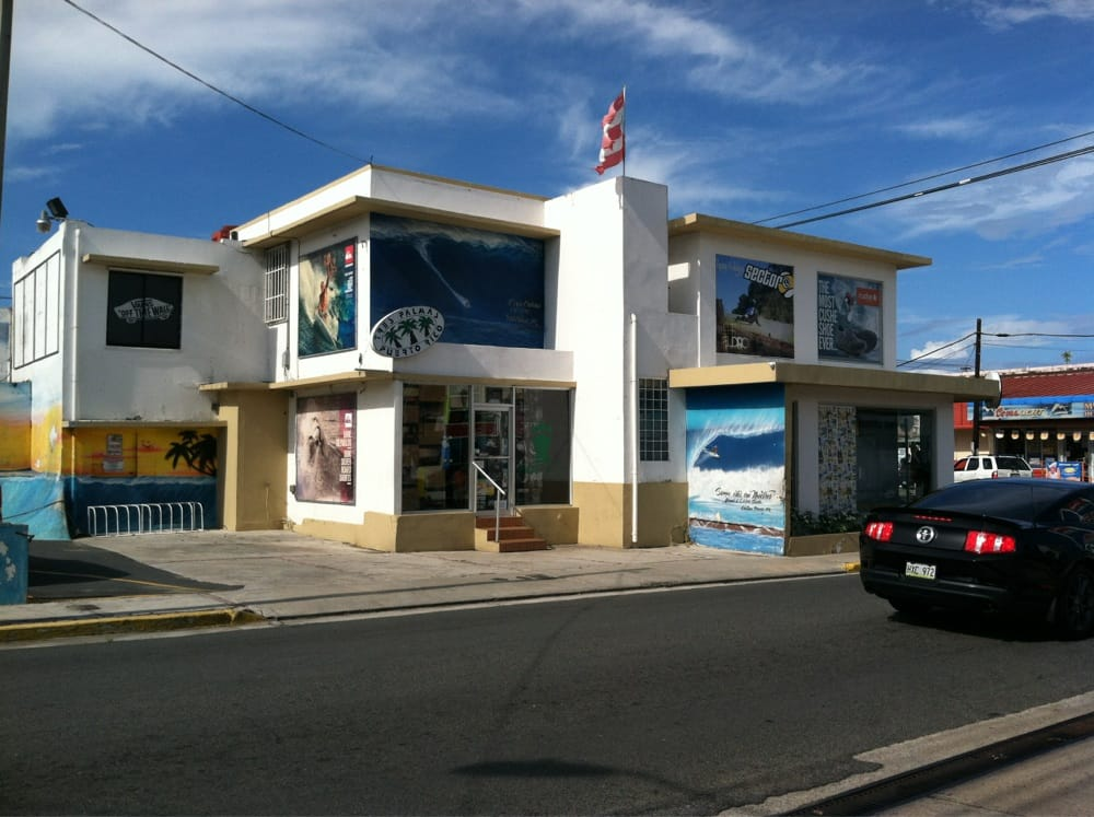 Tres Palmas Surf Shop: 1911 Mc Leary Street, San Juan, PR