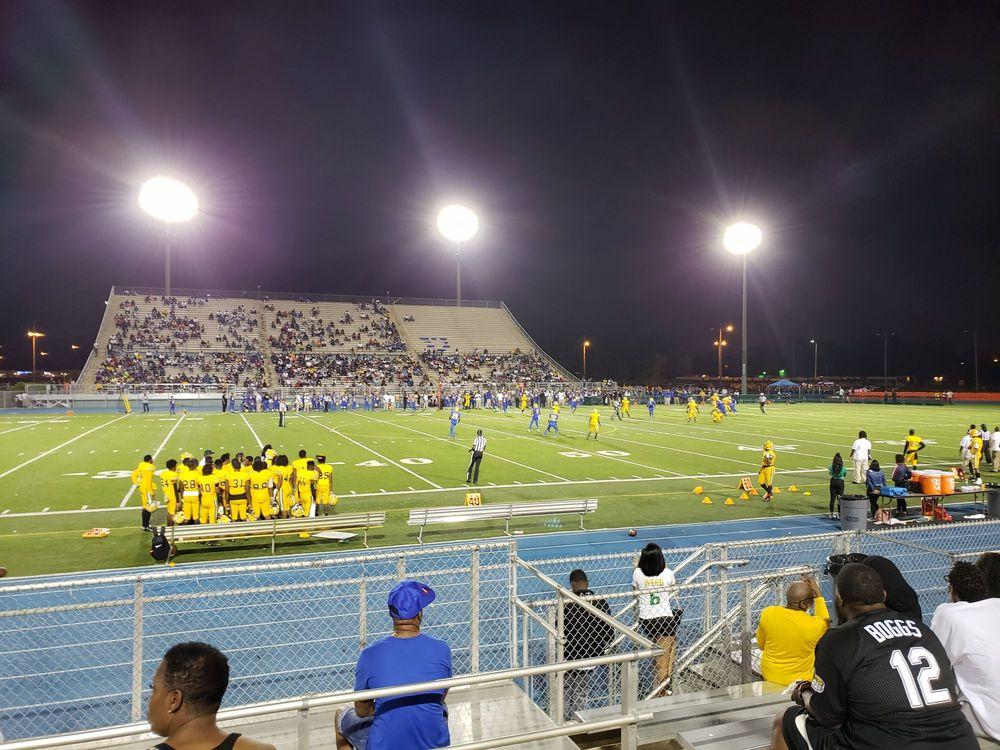 Nathaniel Traz Powell Stadium