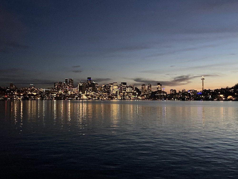 Social Spots from Gas Works Park