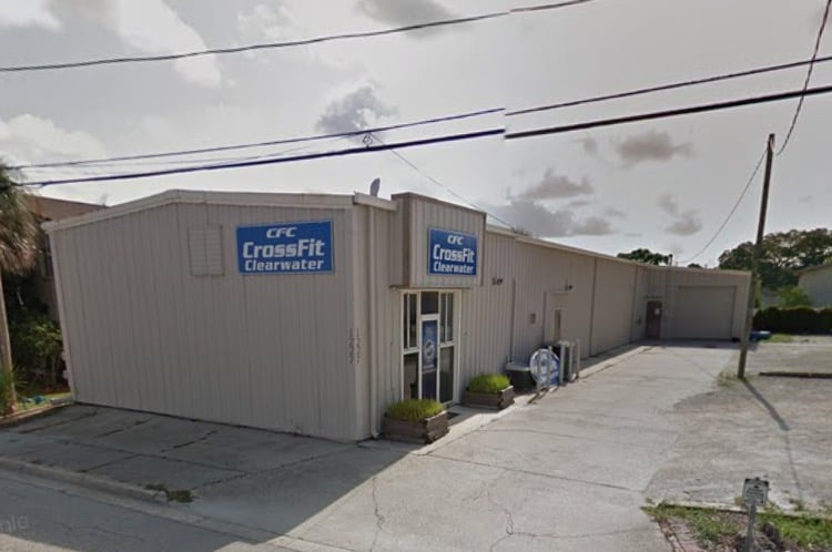 Crossfit Clearwater: 1227 S Lincoln Ave, Clearwater, FL