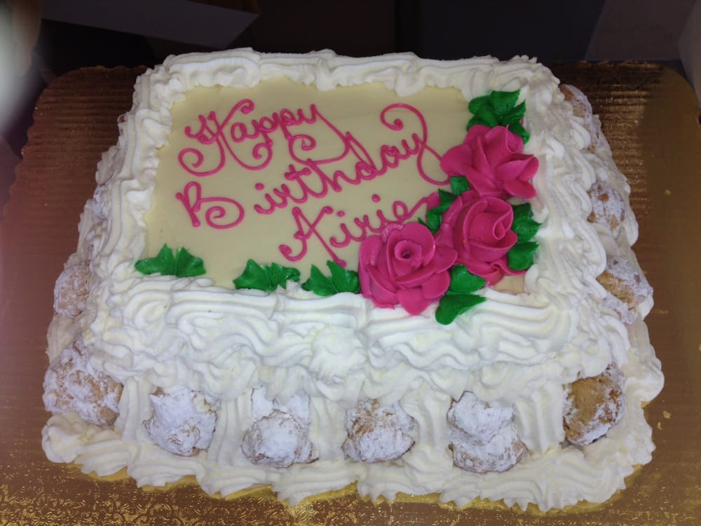 Lindt Birthday Cake Fl