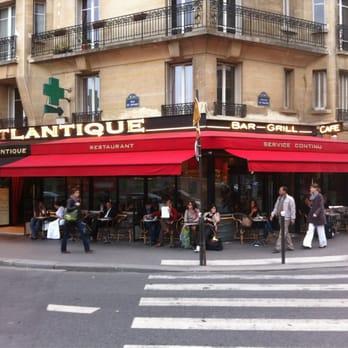 L atlantique 13 photos 16 avis fran ais 37 rue du d part montpar - Numero encombrant paris ...