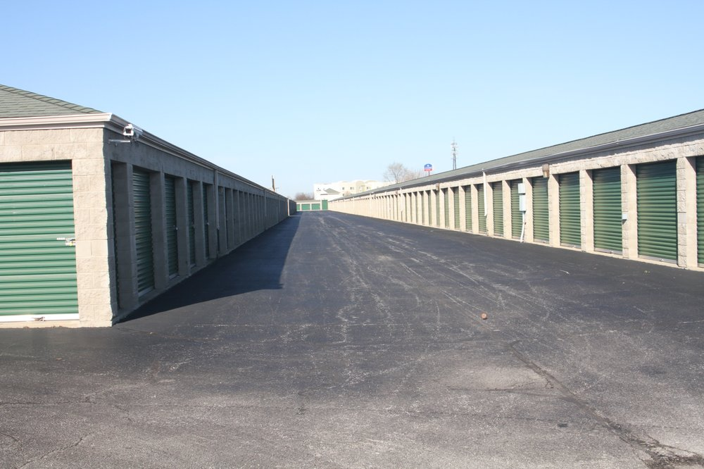 Simply Self Storage - Tazer Drive: 4900 Tazer Dr, Lafayette, IN