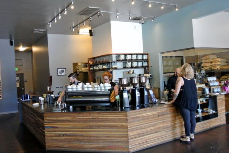 Chocolate fish coffee roasters 466 photos 279 reviews for Fishing store sacramento