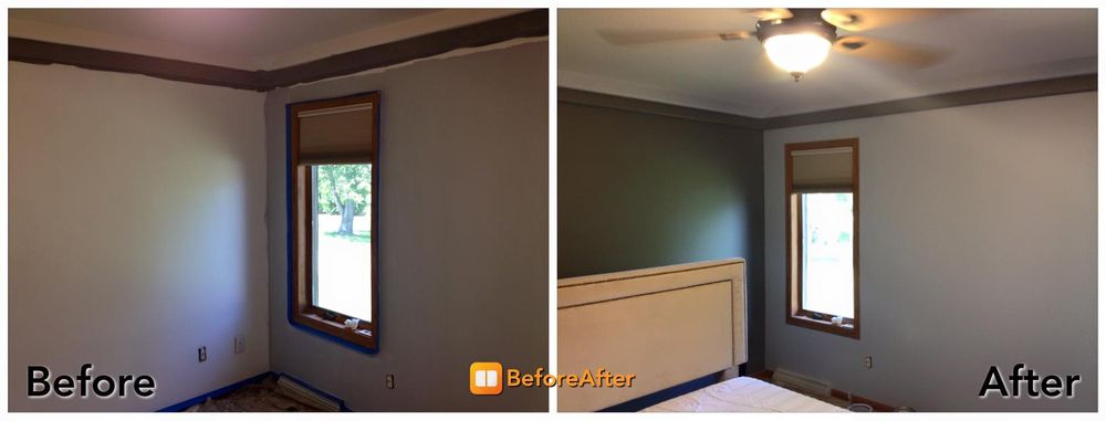 Badger Painting & Home Improvement: 814 S Story St, Appleton, WI