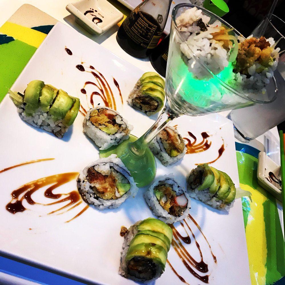 Mint Asian Cafe & Sushi: 1209 NE Rice Rd, Lee's Summit, MO