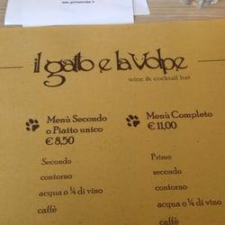 Il Gatto E La Volpe Italian Via Giuseppe Mascherpa 14 Carate