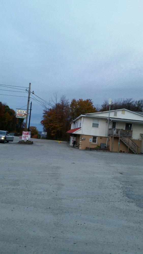 Coy's Store & Pizza Store: 11919 Rte 422 Hwy E, Penn Run, PA