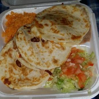 Los Burritos Mexicanos Villa Park Menu