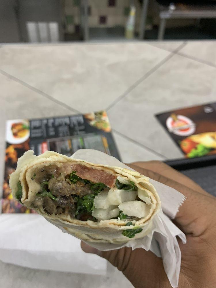 In & Out Shawarma: 3976 Pelham St, Dearborn Heights, MI