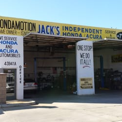 Hondamotion auto reparaturen 43941 division st for Lancaster ca honda