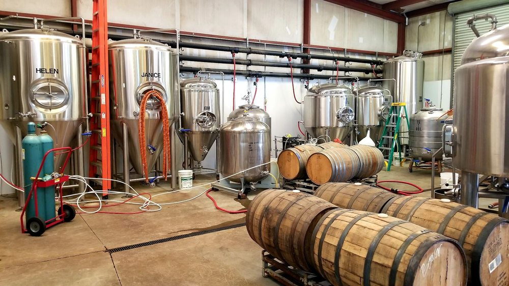 House of Pendragon Brewery: 1849 Industrial Way, Sanger, CA