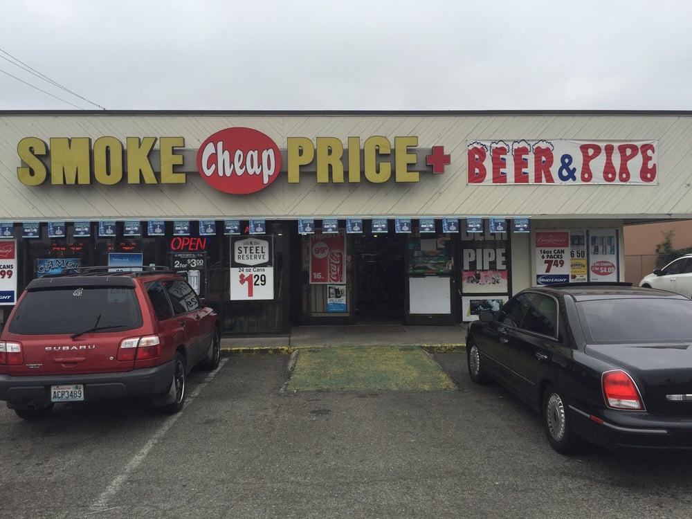 Smoke Cheap Price: 2120 Auburn Way N, Auburn, WA