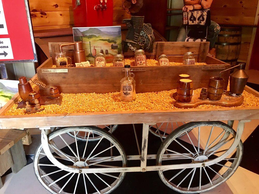 Grandaddy Mimm's Distilling: 112 Wellborn St, Blairsville, GA