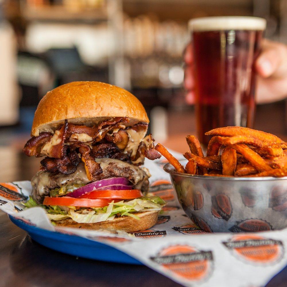 Bad Daddy's Burger Bar: 1575 Church St, Decatur, GA