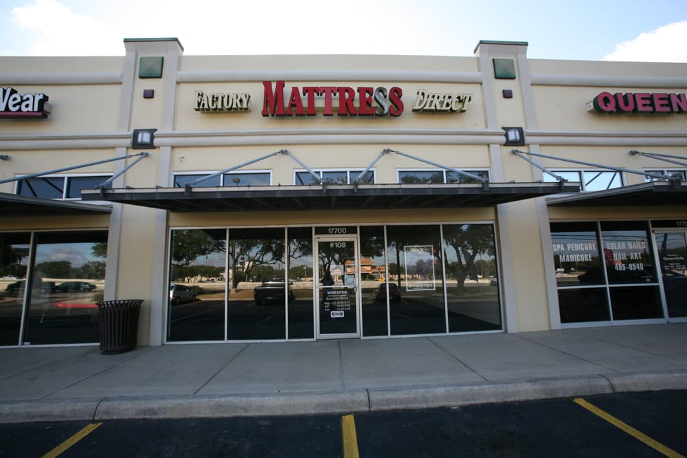 Factory Mattress - Northwoods