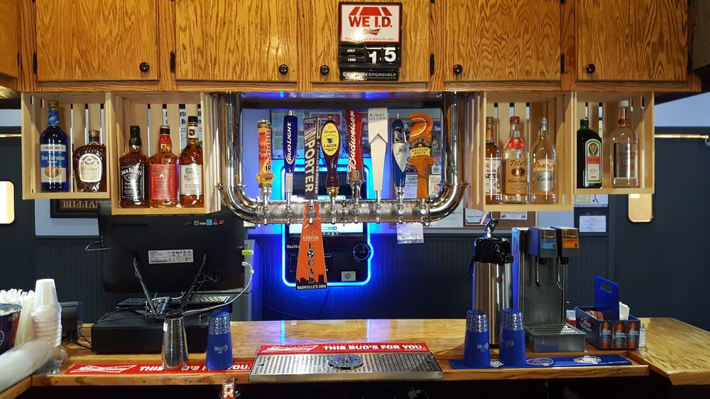 MJ's Sports Bar and Grill: 1253 NW Broad St, Murfreesboro, TN