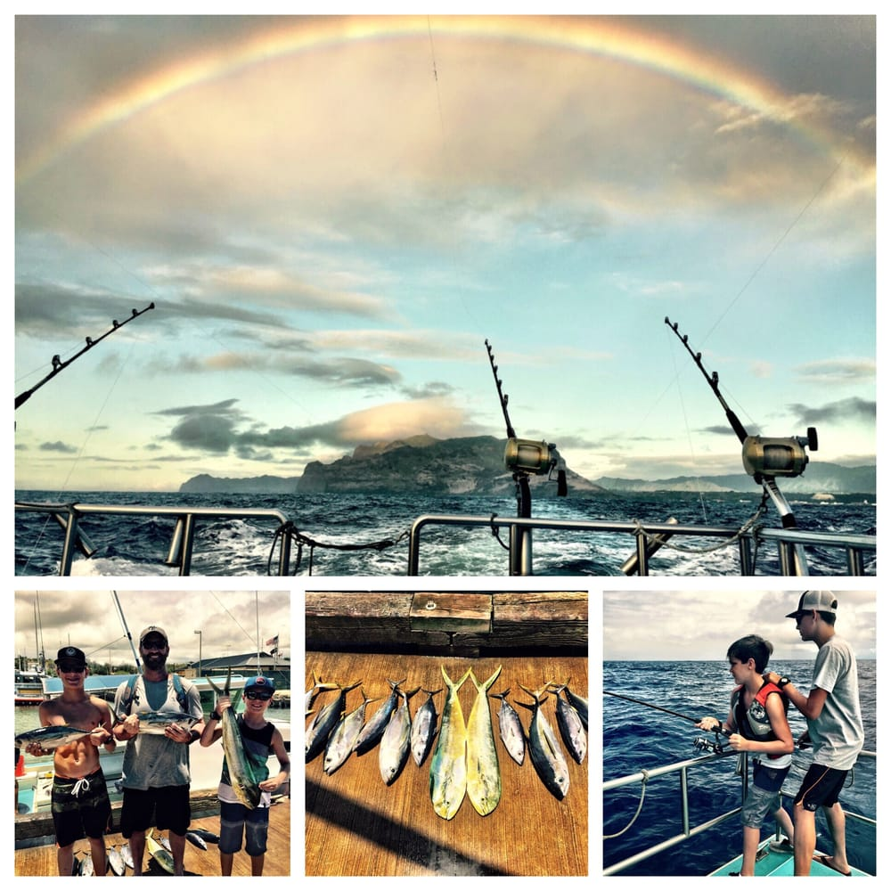 Ohana fishing charters 38 fotos y 63 rese as tours for Delaware fishing charters