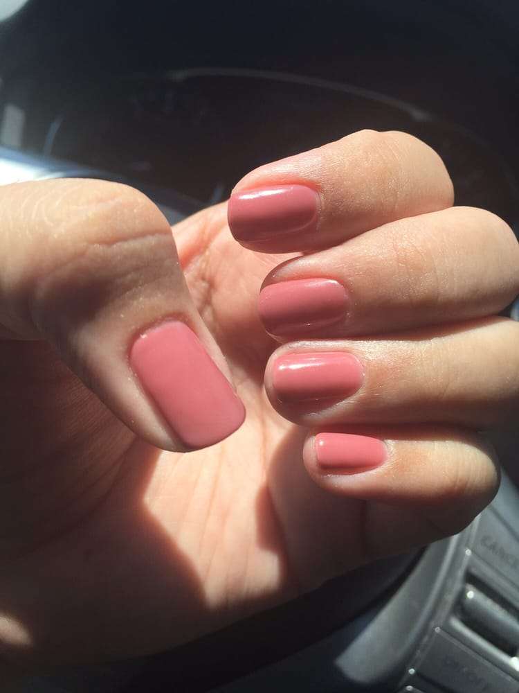 Simple and classic yelp for 5 star nail salon