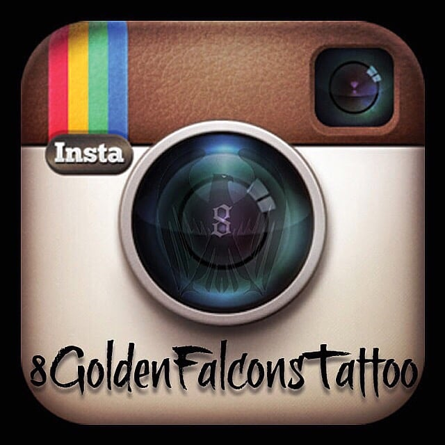 8 Golden Falcons Tattoo Company: 52 Main St, Brewster, NY