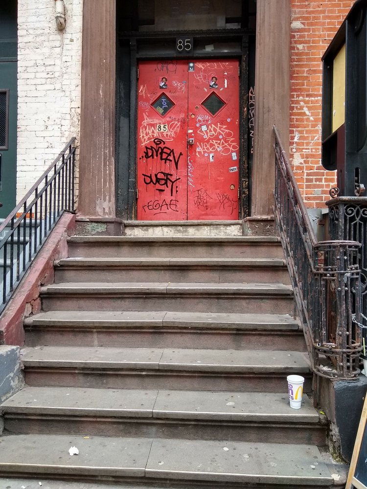 The Kraine Theater: 85 E 4th St, New York, NY