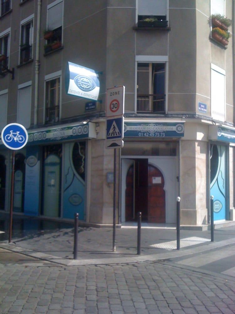 hammam du canal massage 156 rue de crim e la villette paris france phone number yelp. Black Bedroom Furniture Sets. Home Design Ideas