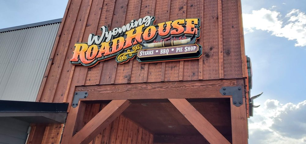Wyoming Roadhouse: 1651 8th St, Cody, WY