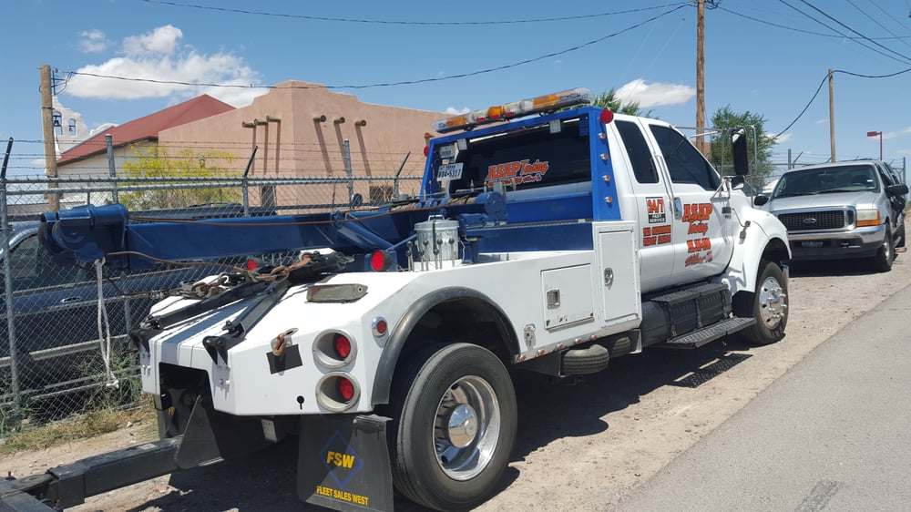 Towing business in Sunland Park, NM