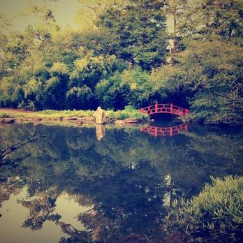 Photo Of Birmingham Botanical Gardens   Birmingham, AL, United States. Pond  In The