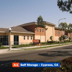 Photo of A-1 Self Storage - Cypress CA United States. Our & A-1 Self Storage - 23 Reviews - Self Storage - 5081 Lincoln Ave ...