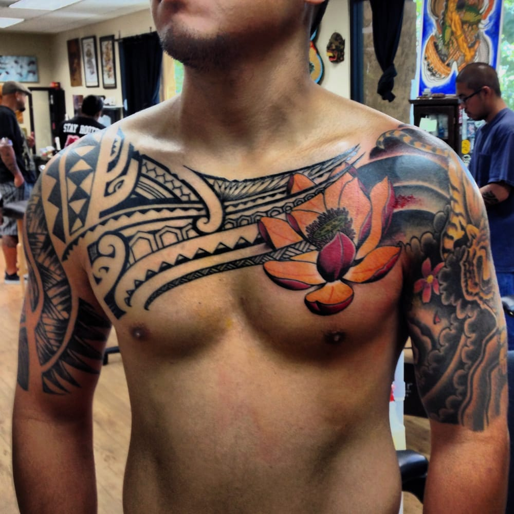 Humble Beginnings Tattoo X Local Boy Tatau Collaboration Hb W