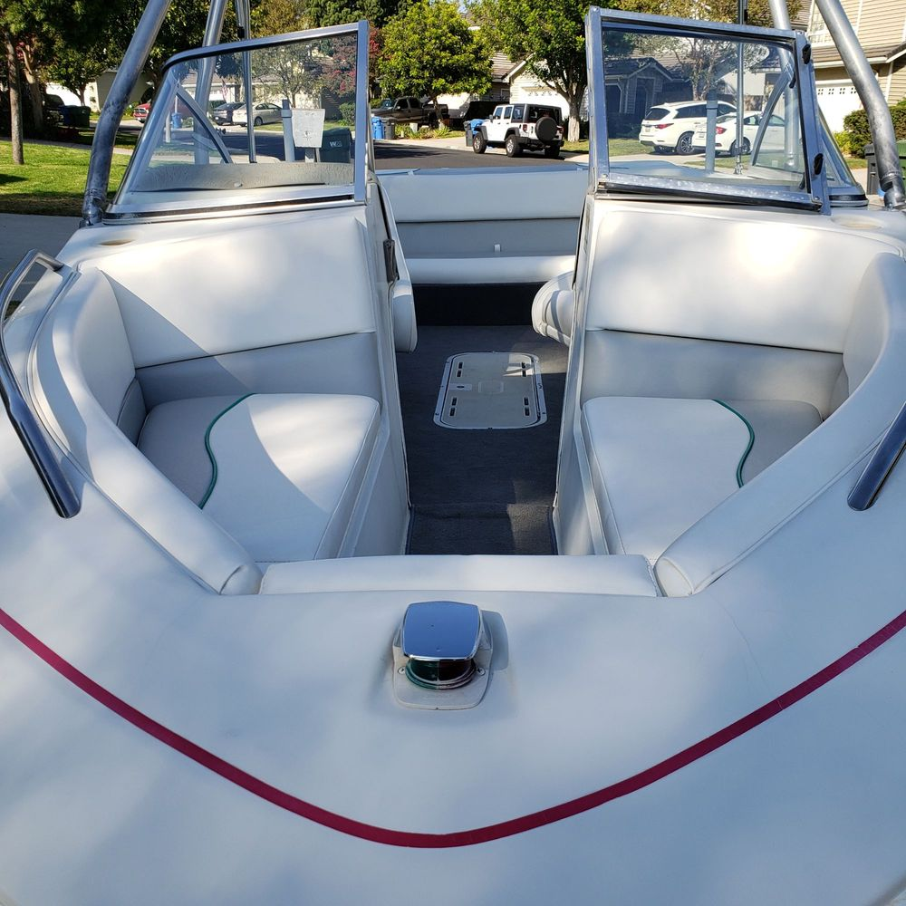 Al's Boat repair ,Upholstery & Audio Shop: 31424 Castaic Rd, Castaic, CA