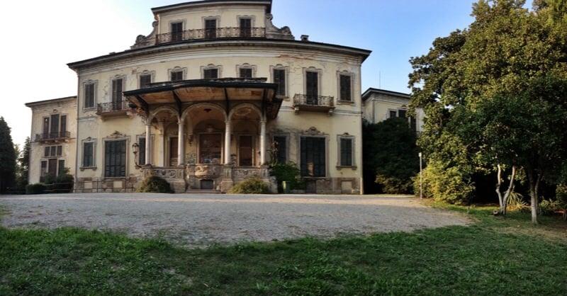 Villa borromeo dadda parks via roma 1a arcore monza e brianza