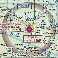 Van Wert County Airport: 1400 Leeson Ave, Van Wert, OH