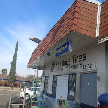 Fat Boy Tires Tires 1372 N 1st St Fresno Ca Phone Number