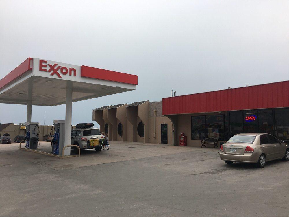Exxon: 715 Parson St, Pine Bluffs, WY