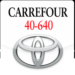 Carrefour 40 640 >> Concession Toyota Carrefour 40 640 Request A Quote Car