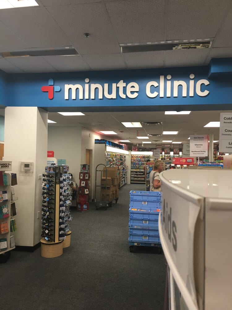 cvs minuteclinic - 19 reviews - urgent care