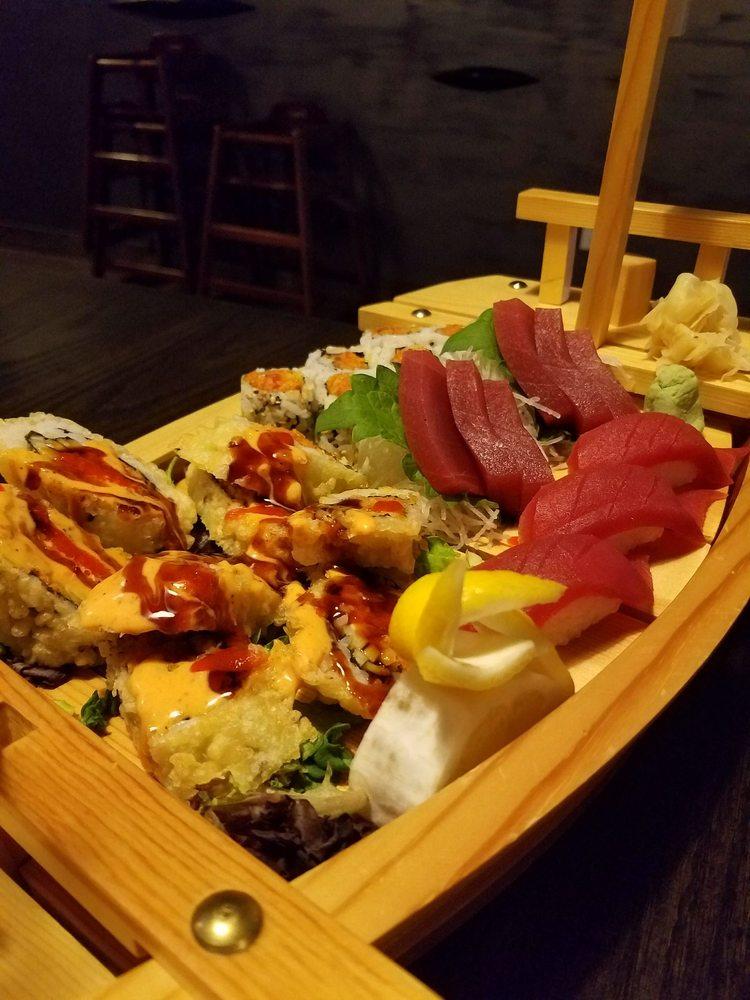 Ruyi Sushi: 26121 US Rt 11, Evans Mills, NY
