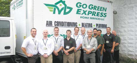 Go Green Express >> Go Green Express Home Services 145 S William St Newburgh Ny