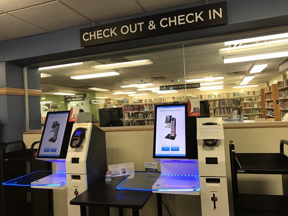 Schusterman-Benson Library