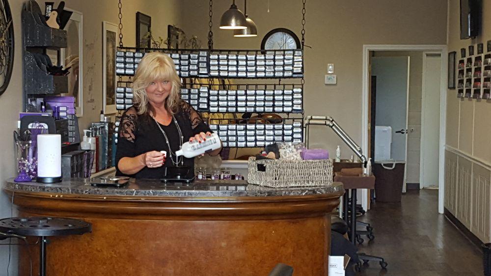 The Spa at Anaya Salon: 1100-3 Sabbath Home Rd SW, Holden Beach, NC
