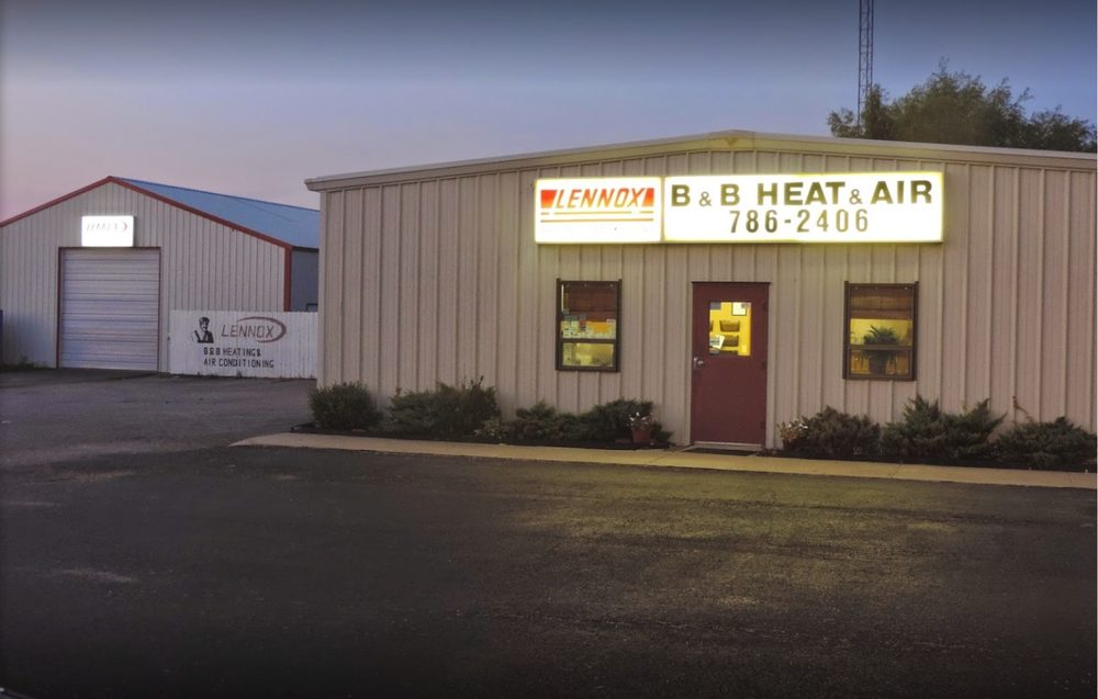 B & B Heating & Air Conditioning: 64211 E 290th Rd, Grove, OK