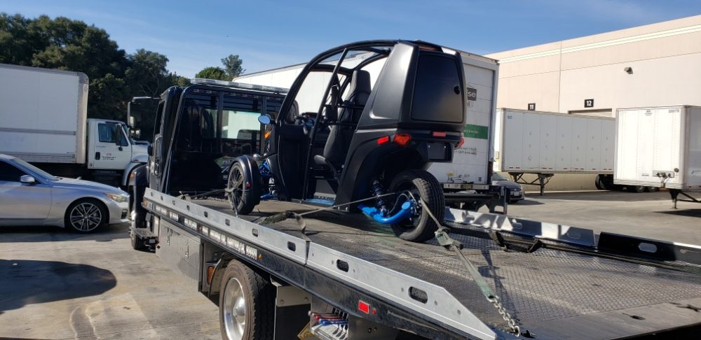 Towing business in San Diego Country Estates, CA
