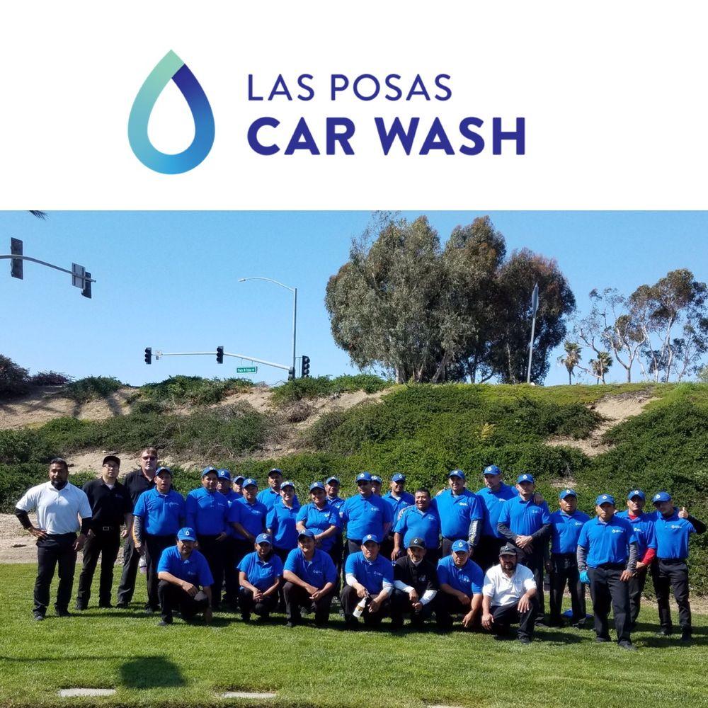 Las Posas Car Wash & Detail Center: 100 S Las Posas Rd, Camarillo, CA